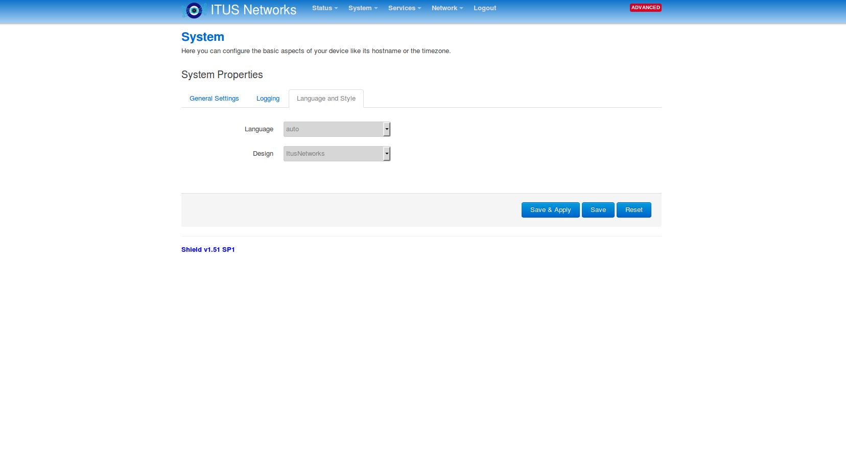 Customizations - LuCI Themes